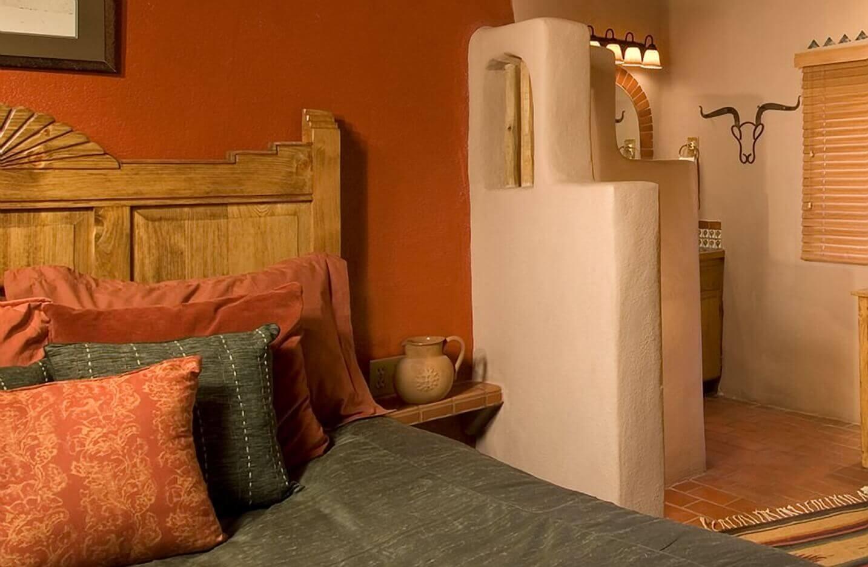 Bedroom of Puerta Verde
