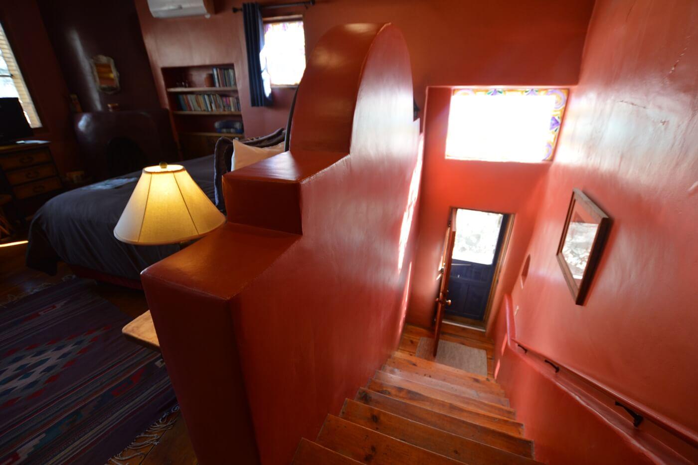 Stairway to Puerta Violeta