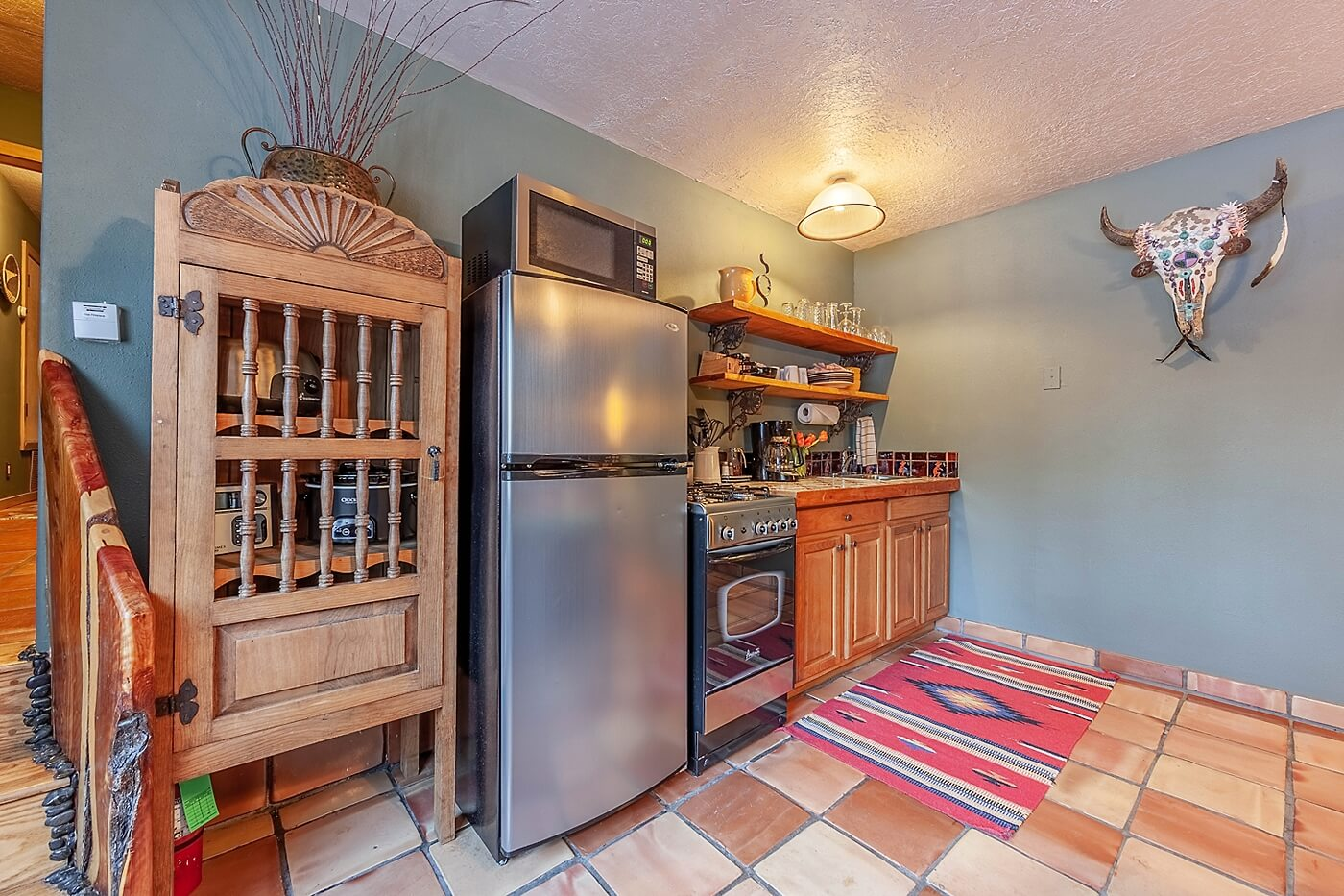 Puerta Blanca kitchen