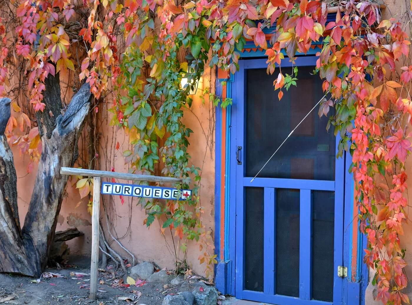 Puerta Turquesa entrance
