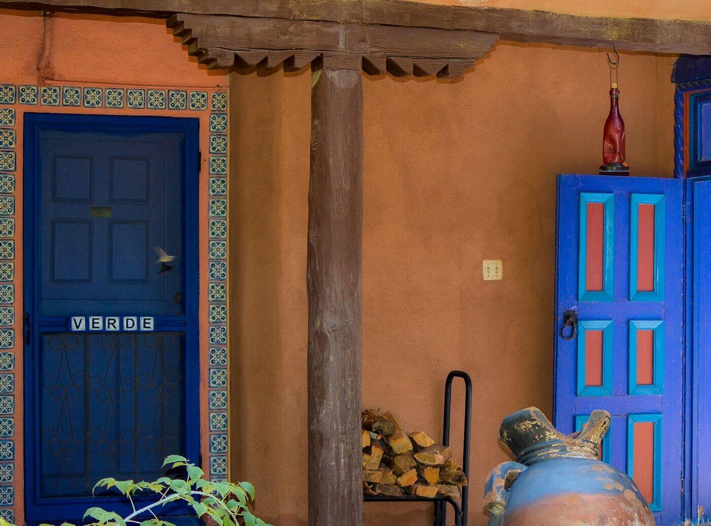 Entranceway to Verde